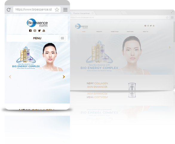 Bioessence Official Site